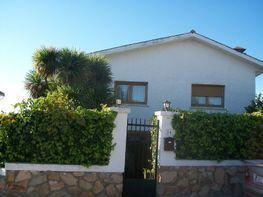 Fachada - Chalet en venta en calle El Romeral, Arganda del Rey - 123212194