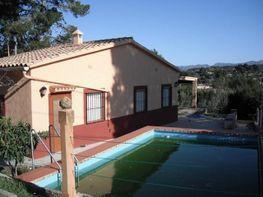 Fachada - Chalet en venta en calle Uno, Tortosa - 75435257
