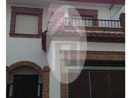 Fachada - Casa adosada en alquiler en calle Violeta, Mengíbar - 110516037