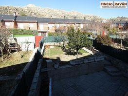 Casa adosada en alquiler en Manzanares el Real