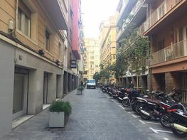 Fachada - Oficina en alquiler en Vila de Gràcia en Barcelona - 323449037
