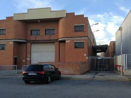 Fachada - Nave en alquiler en Almeda en Cornellà de Llobregat - 378251617