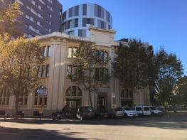 Fachada - Oficina en alquiler en Eixample esquerra en Barcelona - 384605651