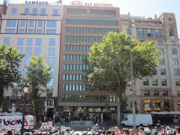 Fachada - Oficina en alquiler en El Gótic en Barcelona - 121059074