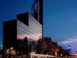 Fachada - Oficina en alquiler en Diagonal Mar en Barcelona - 205072339