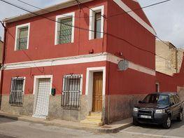 Casa adosada en venta en calle Cañada Zamora, Totana