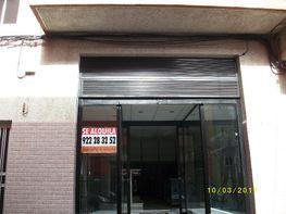 Local comercial en alquiler en calle San Felix, La Gallega en Santa Cruz de Tenerife - 412553018