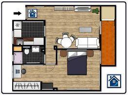 Wohnung in verkauf in Mirasierra in Madrid - 324245638