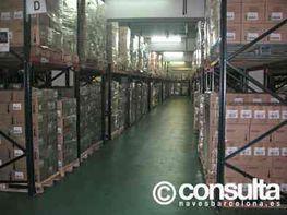 Planta baja - Nave industrial en alquiler en polígono Can Sellares, Sant Andreu de la Barca - 118876226