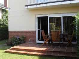 Jardín - Casa pareada en venta en barrio Villapresente, Villapresente - 123357786