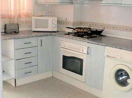 Cocina - Piso en alquiler en calle Luis Montoto, Nervión en Sevilla - 297550364