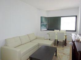Salón - Apartamento en alquiler en calle Alcalde Luis Uruñuela, Entrepuentes en Sevilla - 350730421