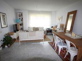 Salón - Piso en alquiler en calle Santo Domingo de la Calzada, Huerta del Pilar en Sevilla - 203505353