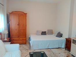 Dormitorio - Estudio en alquiler en calle Alcalde Luis Uruñuela, Entrepuentes en Sevilla - 243314269