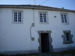 Fachada - Casa en venta en calle Pias, Lugo - 185085194