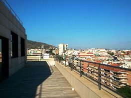 Terraza - Oficina en alquiler en calle Cornella, Esplugues de Llobregat - 122920045