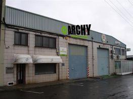 Nave industrial en venta en calle Tambre, Santiago de Compostela - 116508147