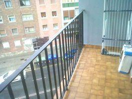 Terraza - Piso en venta en calle Monte Aldamiz, Matiko-Ciudad Jardín en Bilbao - 118100427