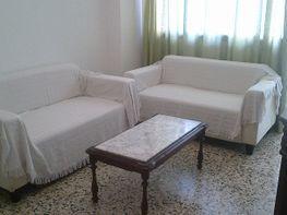 Salón - Piso en alquiler en La Buhaira en Sevilla - 122875402