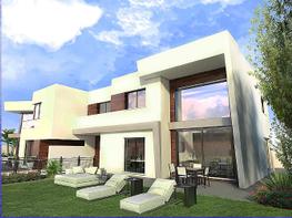 Casa pareada en venta en calle Arcangeles, Cerrado Calderón-El Morlaco en Málaga - 299708204
