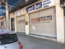 Imagen del inmueble - Local comercial en alquiler en calle Pau Claris, Sant Boi de Llobregat - 402224316