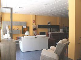Plano - Local comercial en venta en calle Carlos V, Centro en Parla - 296252324
