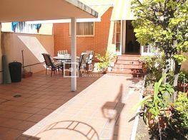 Patio delantero - Chalet en venta en calle Laguna de Peñalara, La Laguna (Laguna Park) en Parla - 330149322