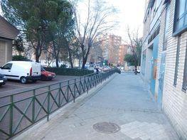 Fachada - Local comercial en alquiler en calle Alcala de Guadaira, Portazgo en Madrid - 407855967
