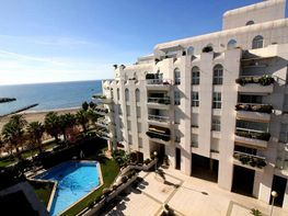 Piso en alquiler en calle Severo Ochoa, Playa Bajadilla-Puertos en Marbella