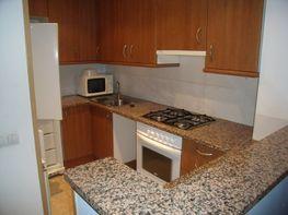 Cocina - Piso en venta en calle Narcis Monturiol, Girona - 122589250