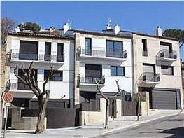 Fachada - Casa adosada en venta en calle Sant Sebastia de Montmajor, Caldes de Montbui - 135861541