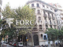 Piso en alquiler en calle Muntaner, Sant Gervasi Galvany en Barcelona