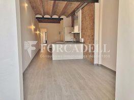 Piso en alquiler en calle Comte Borrell, El Raval en Barcelona