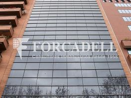 Façana - Oficina en alquiler en calle Diagonal, Les corts en Barcelona - 282037867