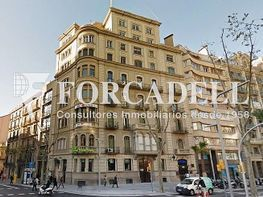 Façana diagonal 441 - Oficina en alquiler en calle Diagonal, Eixample esquerra en Barcelona - 354396279