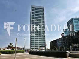 Façana - Oficina en alquiler en calle Europa, Centre en Hospitalet de Llobregat, L´ - 354396471
