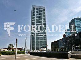 Façana - Oficina en alquiler en calle Europa, Centre en Hospitalet de Llobregat, L´ - 354396681