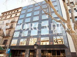 Façana - Oficina en alquiler en calle Gran Via de Les Corts Catalanes, Eixample dreta en Barcelona - 393733922