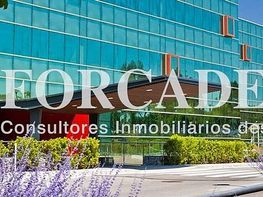 Façana - Oficina en alquiler en parque De Can Camps Vallsolana Business, Sant Cugat del Vallès - 263440605