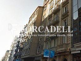 Façana - Oficina en alquiler en calle Aribau, Sant Gervasi – Galvany en Barcelona - 263445834