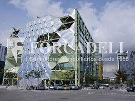 Edificio (fachada) - Oficina en alquiler en calle De Roc Boronat, El Parc i la Llacuna en Barcelona - 263454507