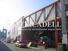 Fabrikationshalle in verkauf in calle Viejo Obradors, Santa Perpètua de Mogoda - 266469066
