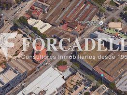 Vista aerea - Solar en venta en El Parc i la Llacuna en Barcelona - 330603576
