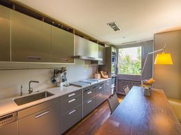 cocina  - Piso en venta en calle Junto a la Salle Bonanova, Sant Gervasi – La Bonanova en Barcelona - 240587483