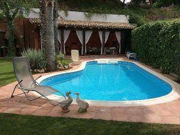 piscina  - Chalet en venta en urbanización Supermaresme Ferrera Nord Sant Vicenç de Montalt, Sant Vicenç de Montalt - 161488980