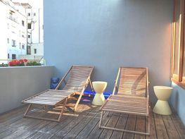Dachwohnung in miete in calle Santa Madrona, El Raval in Barcelona - 332019076