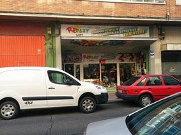 Local en alquiler en calle Jupiter, Victoria - Puente Jardín en Valladolid - 321261970