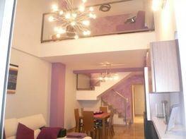 Salón - Ático-dúplex en venta en calle La Senyera, Benetússer - 33762715