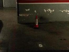 Garage in verkauf in calle Camelies Secretari Coloma, La Salut in Barcelona - 259160085