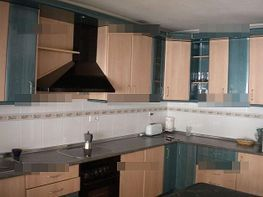Cocina - Dúplex en venta en calle Carril Zambudios, Puente Tocinos - 135705335
